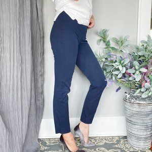 Everlane high waist stretch ankle length pant